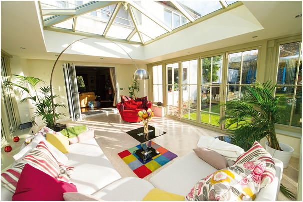 Design ideas for your orangery